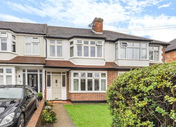 Thumbnail Terraced house for sale in St. Margarets Avenue, Cheam, Sutton