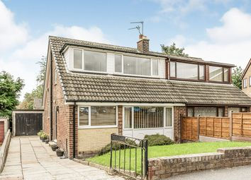 Thumbnail 3 bed semi-detached house for sale in Temple Rise, Leeds, West Yorkshire