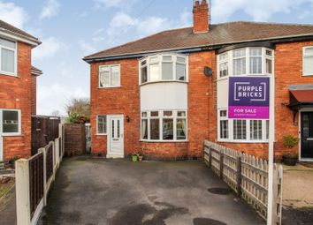 3 bed semi-detached house for sale in Manor Avenue, Littleover, Derby DE23