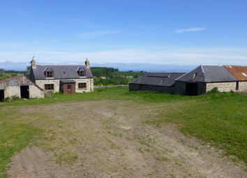 Thumbnail 2 bed farmhouse for sale in Lethen, Nairn