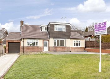 5 bed detached house for sale in Central Drive, Wingerworth, Chesterfield S42
