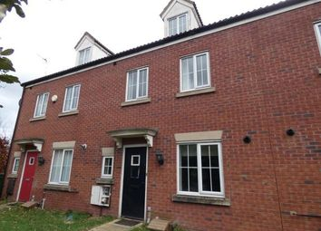Thumbnail 4 bedroom terraced house for sale in Marland Way, Stretford, Manchester, Greater Manchester