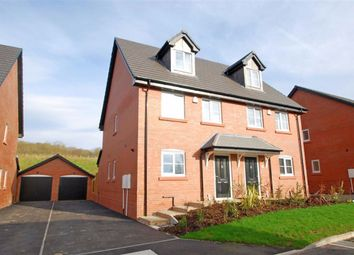 Thumbnail 4 bed semi-detached house for sale in The Brickworks, Bury, Greater Manchester
