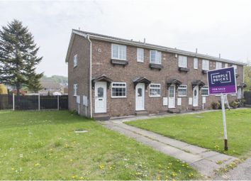 Thumbnail 2 bed flat for sale in St. Davids Drive, Barnsley