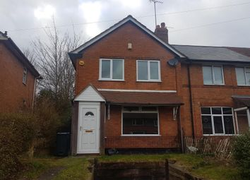 Thumbnail 2 bed property to rent in Harvington Road, Selly Oak, Birmingham