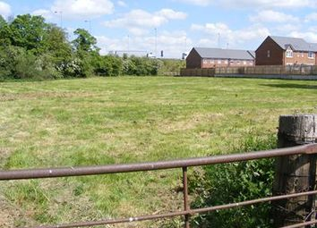 Thumbnail Commercial property for sale in Paddock To The Rear Of, 9 Court Farm Lane, Branston, Burton Upon Trent, Staffordshire