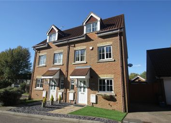 Thumbnail 4 bed semi-detached house for sale in Guinness Drive, Wainscott, Kent