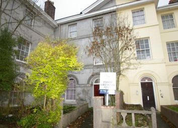 Thumbnail 6 bedroom terraced house for sale in Plymouth, Devon