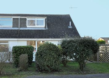 Thumbnail 3 bed bungalow for sale in Elm Lane, Capel St. Mary, Ipswich