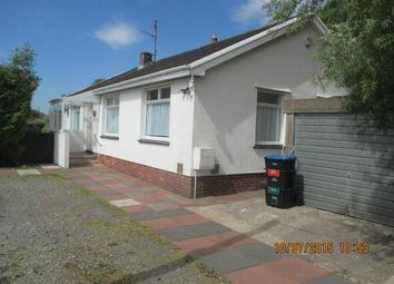 Thumbnail 3 bed bungalow to rent in Tafarnaubach, Tredegar, Blaenau Gwent