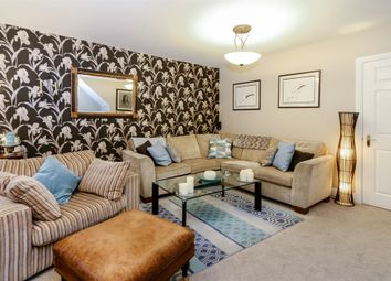 Thumbnail 4 bed town house for sale in Woolston Close, Abington, Northampton