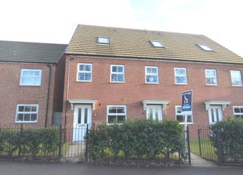 Thumbnail 3 bed end terrace house for sale in Bennetts Road, Keresley End, Coventry