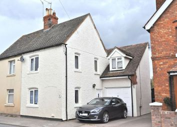 Thumbnail 3 bed semi-detached house for sale in The Cross, Offenham, Evesham