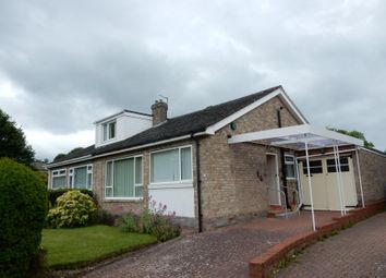 Thumbnail 2 bed bungalow for sale in 1 Antonine Walk, Heddon-On-The-Wall, Northumberland