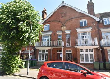 Thumbnail 2 bed flat for sale in Flat 3, 1 Douglas Avenue, Hythe