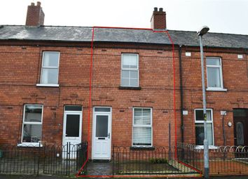 Thumbnail 2 bed terraced house to rent in 117, Raceview, Antrim
