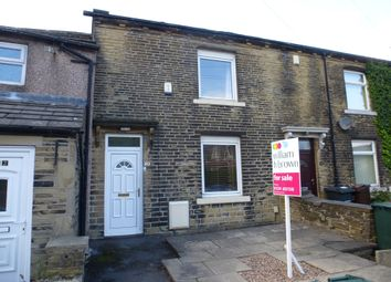 Thumbnail 1 bed terraced house for sale in Clayton Lane, Clayton, Bradford