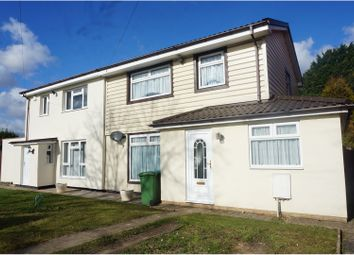 Thumbnail 3 bedroom semi-detached house for sale in Botley Road, Southampton