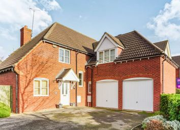 4 bed detached house for sale in Conway Drive, Thrapston, Kettering NN14
