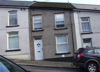 Thumbnail 3 bed terraced house to rent in Oak Street, Clydach Vale, Rhonnda Cynon Taff.