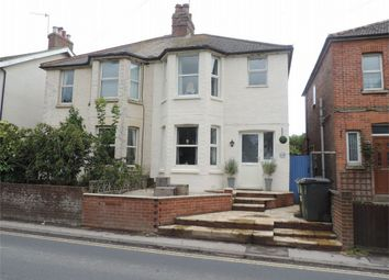 Thumbnail 4 bed semi-detached house for sale in Wrestwood Road, Bexhill On Sea, East Sussex