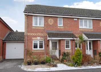 Thumbnail 3 bed semi-detached house to rent in Amber Close, Earley, Reading