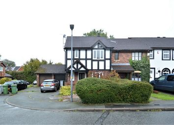 Thumbnail 3 bed end terrace house to rent in Little Aston Close, Tytherington, Macclesfield, Cheshire