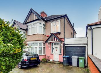 Thumbnail 3 bed semi-detached house for sale in Toley Avenue, Wembley