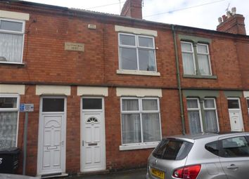 Thumbnail 2 bed terraced house to rent in Ratcliffe Road, Loughborough