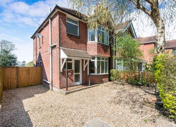 Thumbnail 3 bed semi-detached house to rent in Peartree Avenue, Southampton