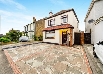 Thumbnail 3 bedroom detached house for sale in Kingsley Court, Brentwood Road, Heath Park, Romford