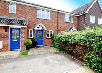 Thumbnail 2 bed terraced house for sale in Jerrard Close, Leighton Buzzard