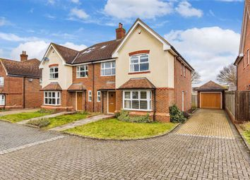 4 bed semi-detached house for sale in Gainsford Place, Oxted, Surrey RH8