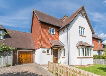 Thumbnail 4 bed link-detached house for sale in Tile Kiln, Ringmer