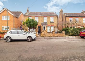 Thumbnail 3 bed semi-detached house for sale in Oakfield Road, Ashford