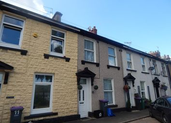 Thumbnail 3 bed property to rent in Upper Park Terrace, Griffithstown, Pontypool