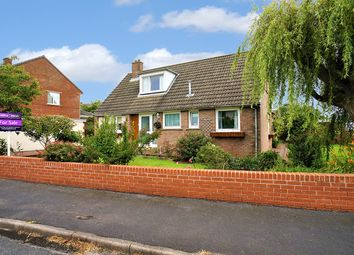 Thumbnail 4 bed detached bungalow for sale in Stonehouse Park, Carlisle