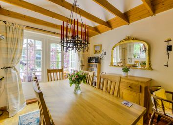 Thumbnail 3 bed link-detached house for sale in Woolpit, Bury St Edmunds, Suffolk