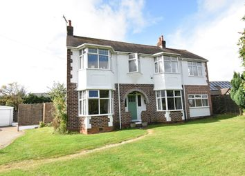 Thumbnail 5 bed detached house for sale in Cheltenham Road, Bredon, Tewkesbury