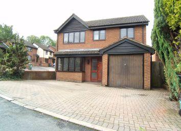 4 bed detached house to rent in Medwick Mews, Hunters Oak, Hemel Hempstead HP2