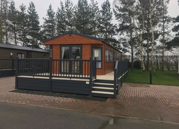 2 bed mobile/park home for sale in Cliffe Country Lodges, Cliffe Common, Selby YO8