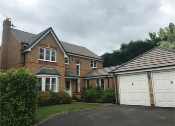 Thumbnail 4 bedroom detached house for sale in Birchlee Close, Priorslee, Telford, Shropshire