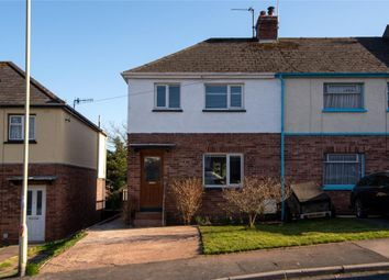 Thumbnail Terraced house for sale in Barley Mount, Exeter, Devon