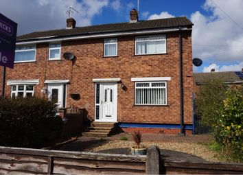 Thumbnail 2 bed semi-detached house for sale in Queen Street, Northwich