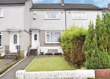 Thumbnail 2 bed terraced house for sale in Doon Crescent, Bearsden