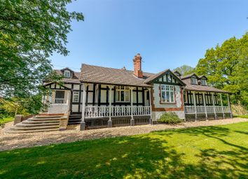 Thumbnail 5 bed detached house for sale in Honiley, Kenilworth, Warwickshire