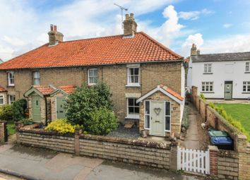Thumbnail End terrace house for sale in High Street, Burwell, Cambridge