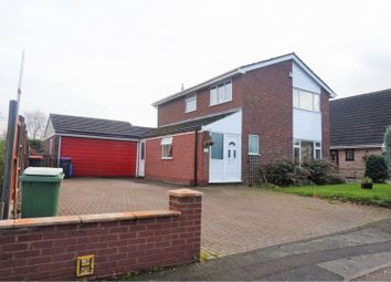 Thumbnail 4 bed detached house for sale in Stirchley Road, Stirchley Telford