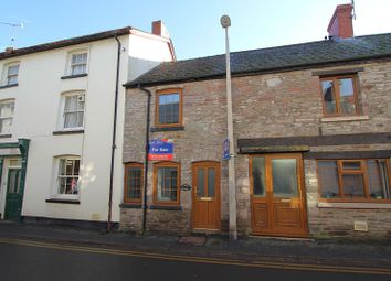 Thumbnail 1 bed terraced house for sale in High Street, Talgarth, Brecon