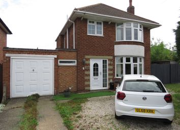 3 bed detached house for sale in Brabazon Road, Oadby, Leicester LE2